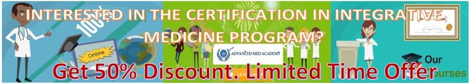 Integrative Medicine Online Course